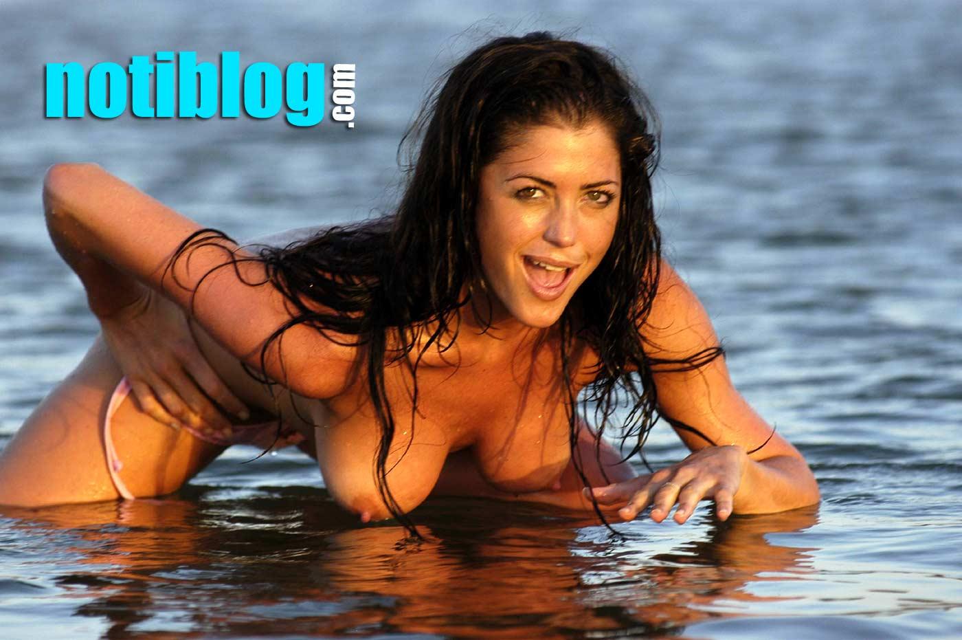 Belen rodriguez famosa argentina como nunca la viste - 3 part 5
