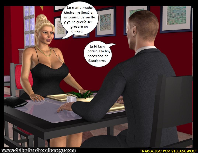 Mrs. Hani - Dinner date 2