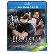 Resident Evil Degeneracion (2008) HD720p Audio Trial Latino-Castellano-Ingles 5.1