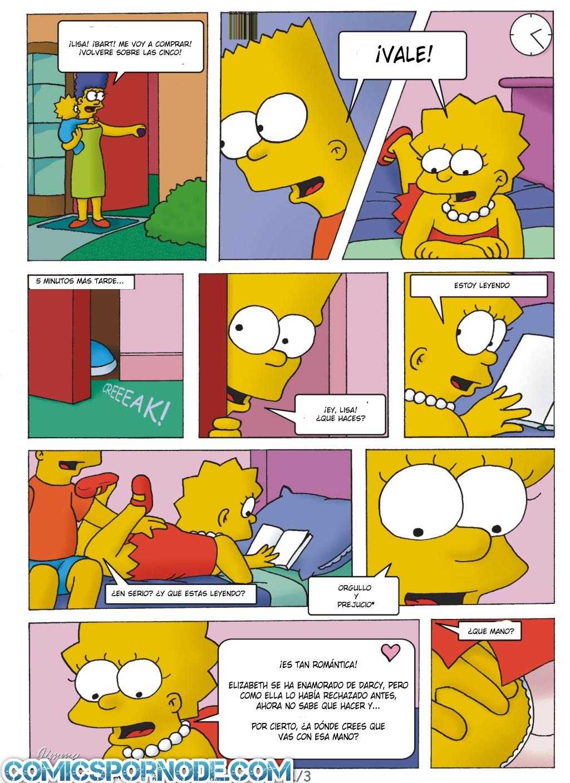 Cheeks perfetta incesto comics gratis simpson funny!