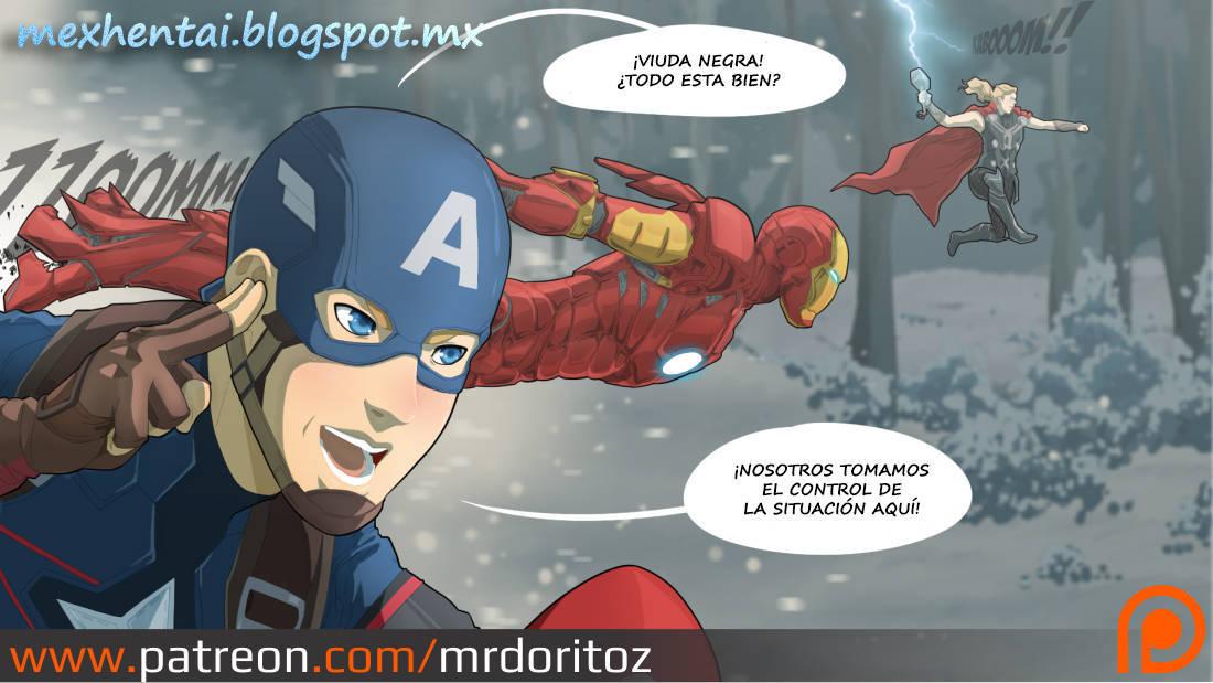 The best heros poringa comics splendid girl