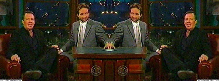 2004 David Letterman  B0CHcXE9