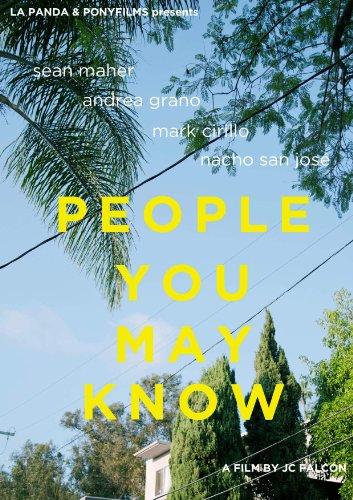 Osoby, które możesz znać / People You May Know (2016])  PLSUBBED.WEBRip.Xvid-MX / Napisy PL wtopione