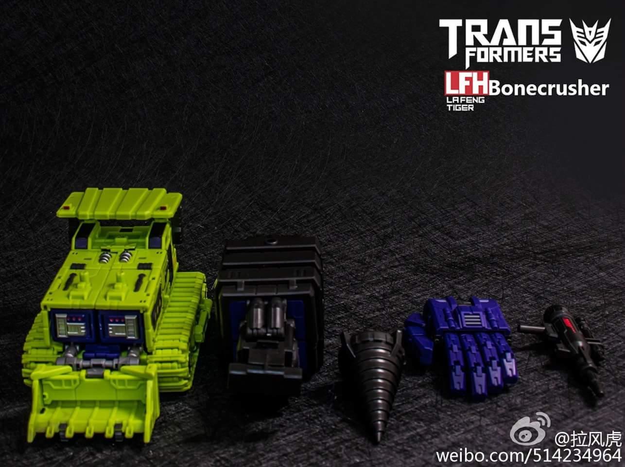 [Toyworld] Produit Tiers - Jouet TW-C Constructor aka Devastator/Dévastateur (Version vert G1 et jaune G2) - Page 3 Cr0toI3H