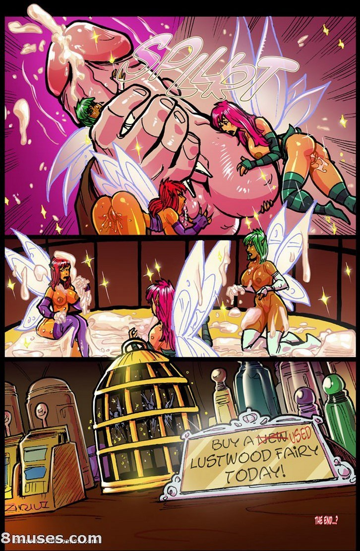 Fairy Tale XXX 8 muses