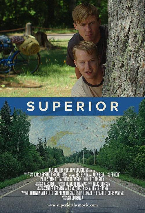 Jezioro G�rne / Superior (2015)  PL.HDTV.Xvid-NOiSE / Lektor PL