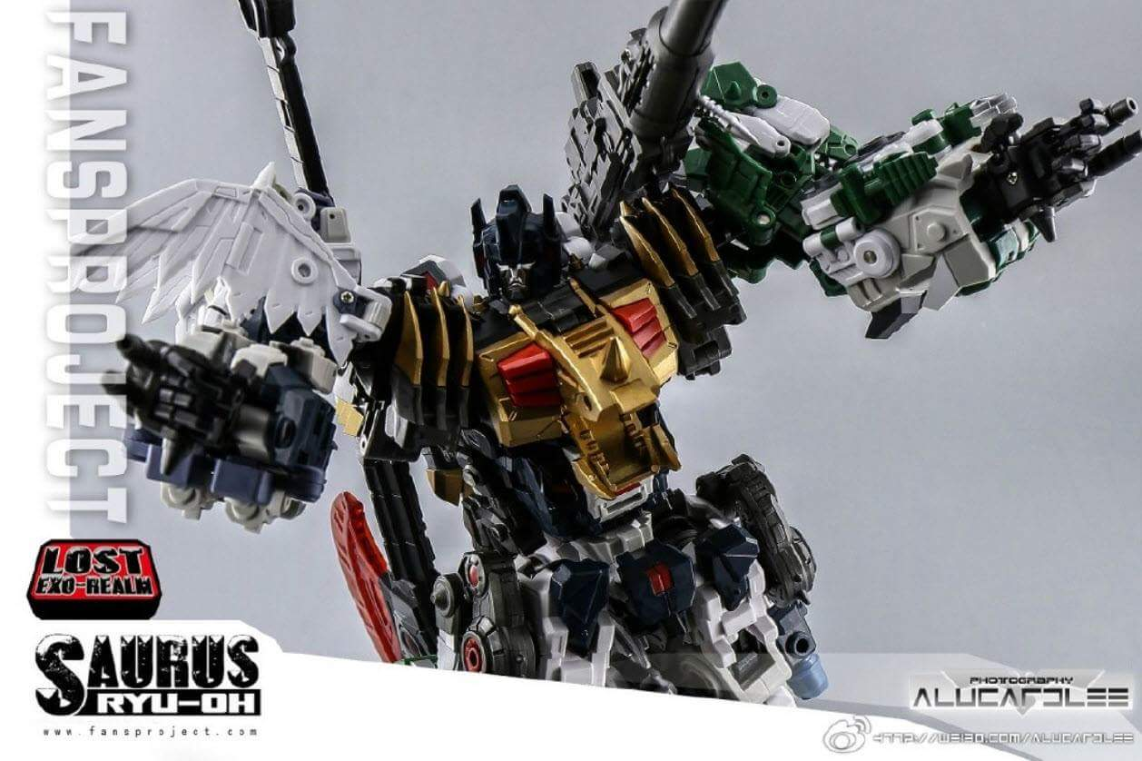 [FansProject] Produit Tiers - Jouet Saurus Ryu-oh aka Dinoking (Victory) | Monstructor (USA) - Page 2 6XJ6L1yt