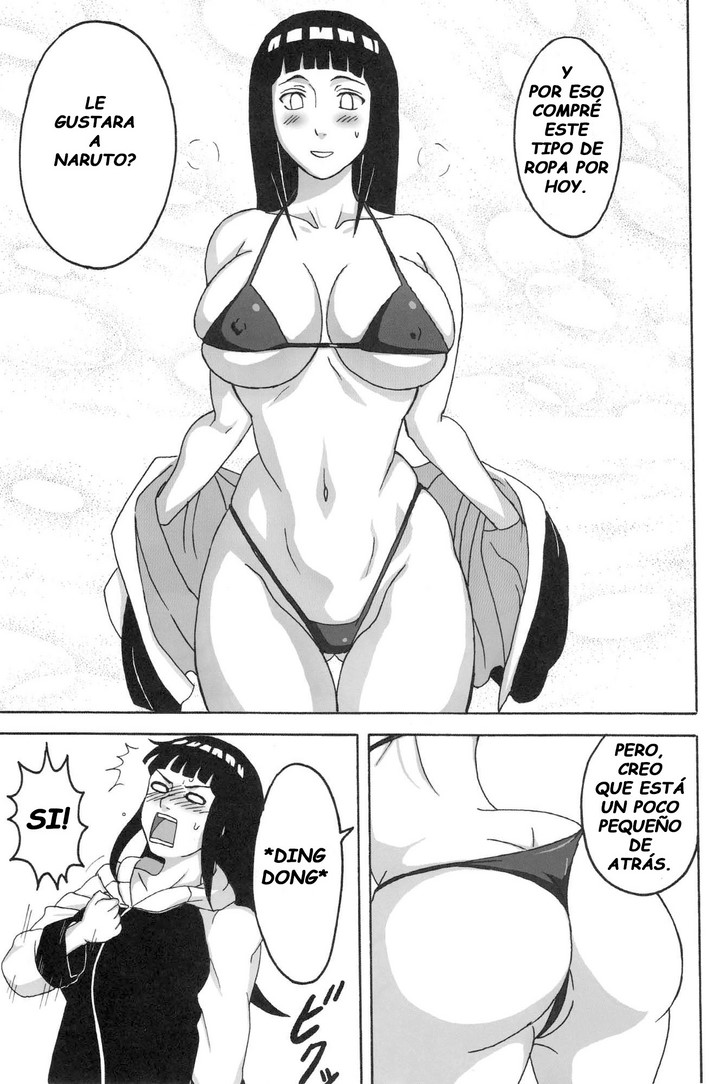 comic xxx Hinata