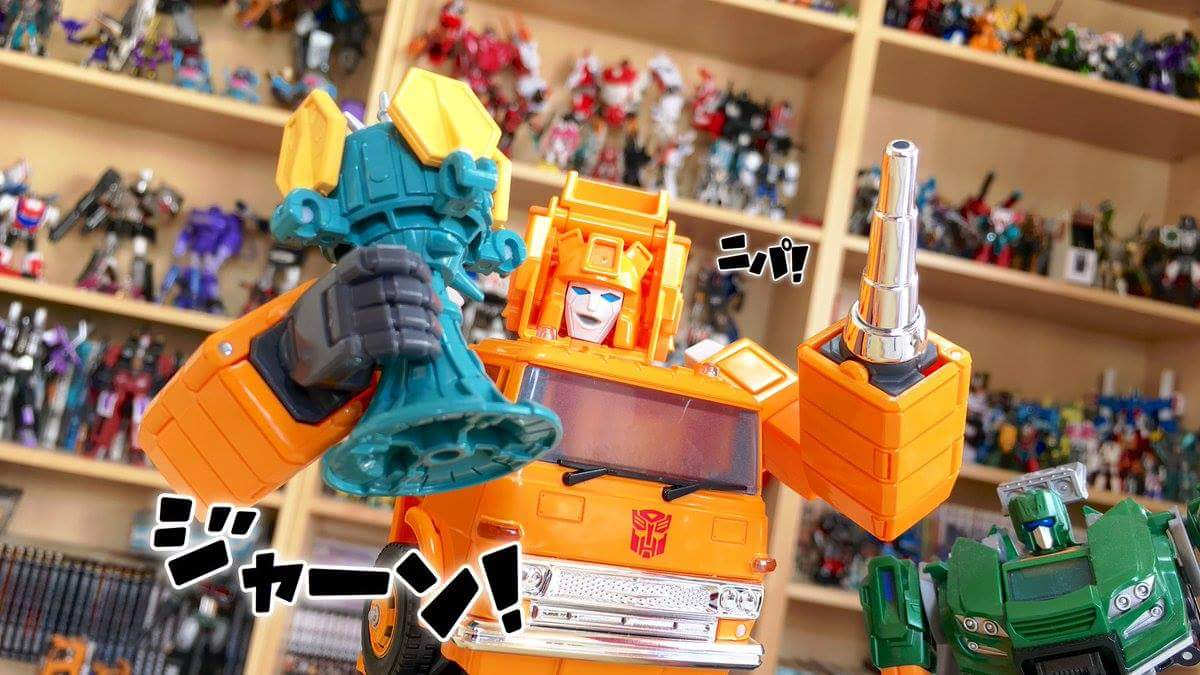 [Masterpiece] MP-35 Grapple/Grappin C99RZBYV
