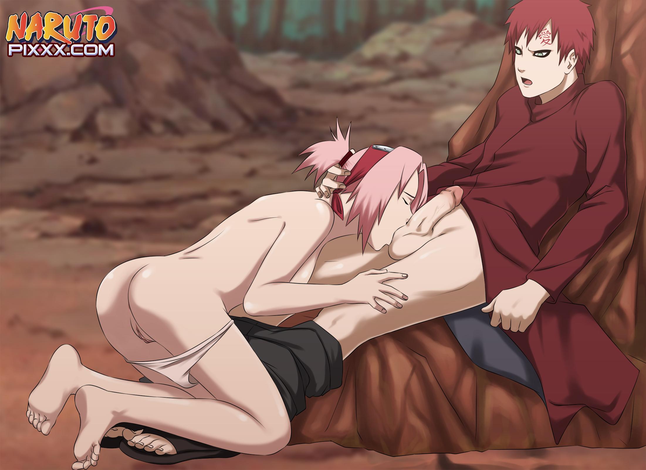 Naruto Pixxx Hentai Toda la Colección + Actualizaciones III