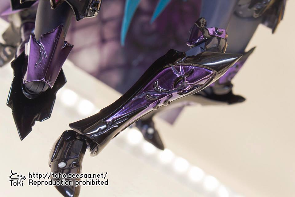 Myth Cloth EX Broken Surplice Parts Set