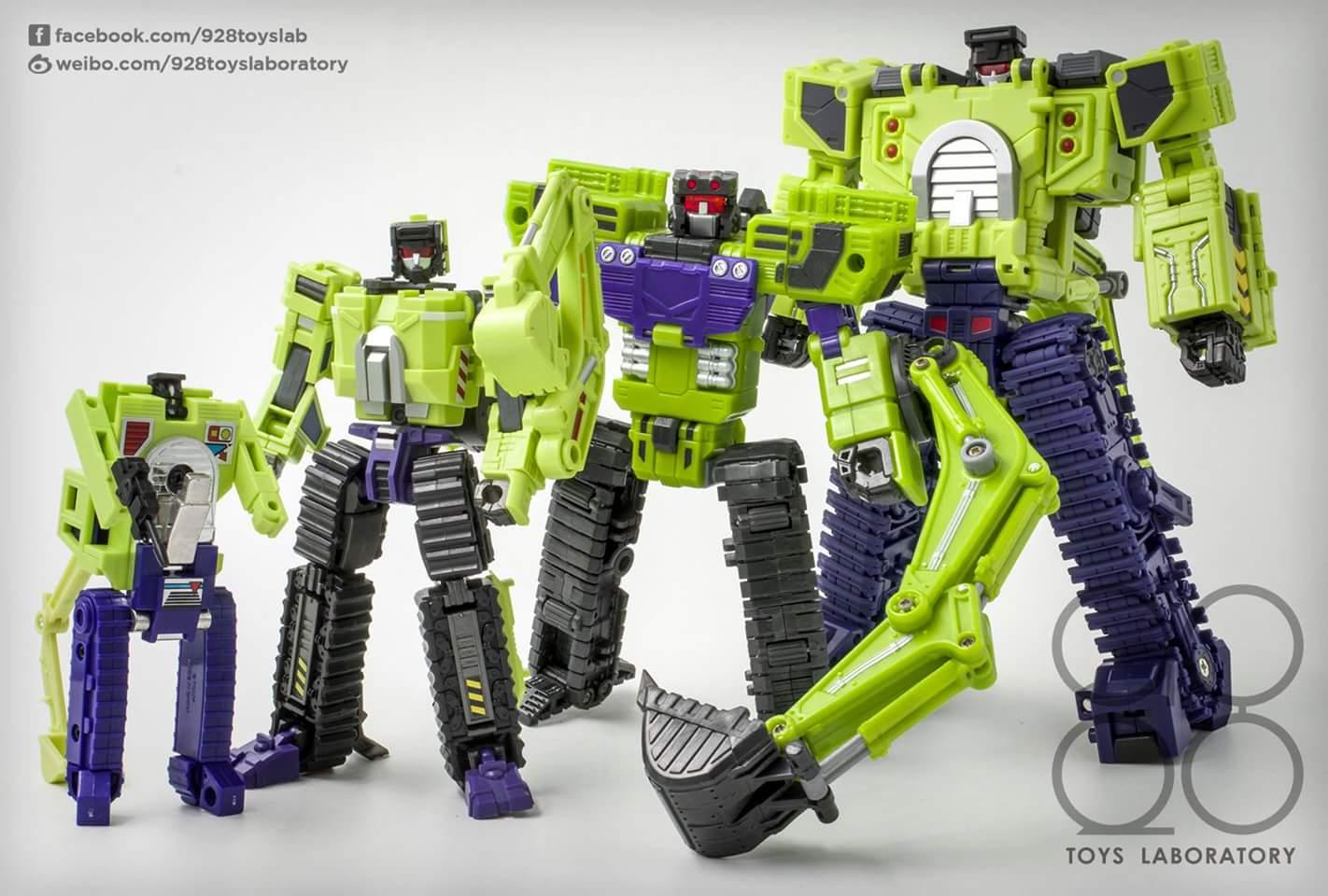[Toyworld] Produit Tiers - Jouet TW-C Constructor aka Devastator/Dévastateur (Version vert G1 et jaune G2) - Page 3 5bvgNQ8I