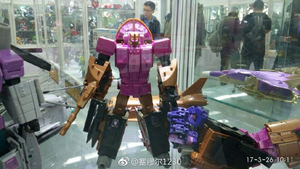 [Zeta Toys] Produit Tiers - Armageddon (ZA-01 à ZA-05) - ZA-06 Bruticon - ZA-07 Bruticon ― aka Bruticus (Studio OX, couleurs G1, métallique) RpO0uqG4