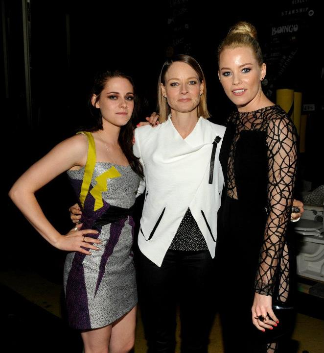 Jodie Foster aux Golden Globes: son coming-out, sa mre