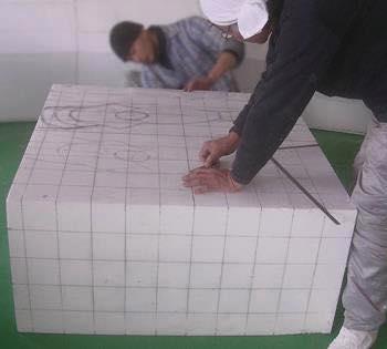 Processo de criação da Armadura de Gemeos para a exibição de Pachinko MFNURY4C