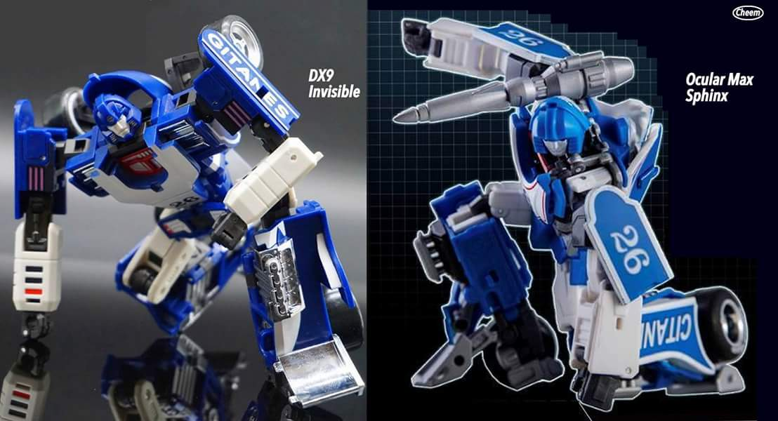 [Ocular Max] Produit Tiers - PS-01 Sphinx (aka Mirage G1) + PS-02 Liger (aka Mirage Diaclone) Fhqsb5Zy