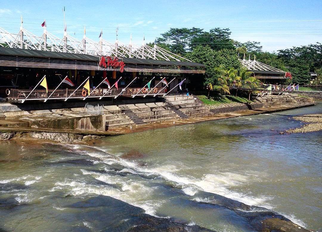Wisata Kuliner di Bogor: Pasar Ah Poong Sentul CIty