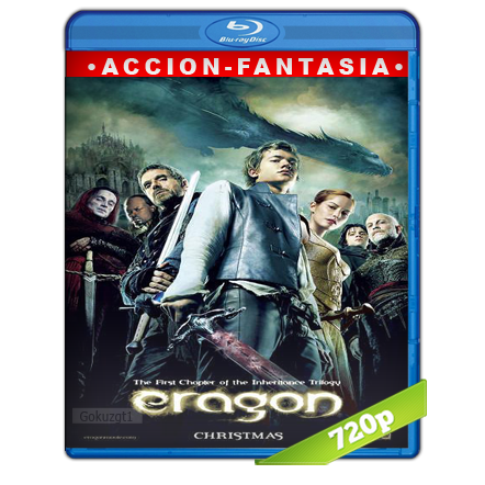 Eragon (2006) BRRip 720p Audio Trial Latino-Castellano-Ingles 5.1