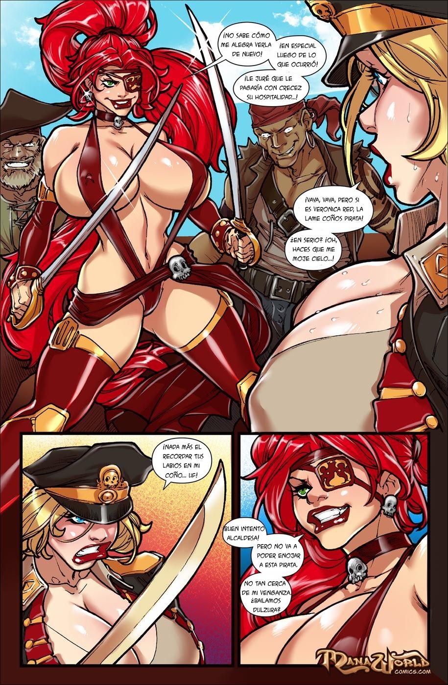 Alcaldesa Follando red's revenge – mana world - comic porno - ver comic porno