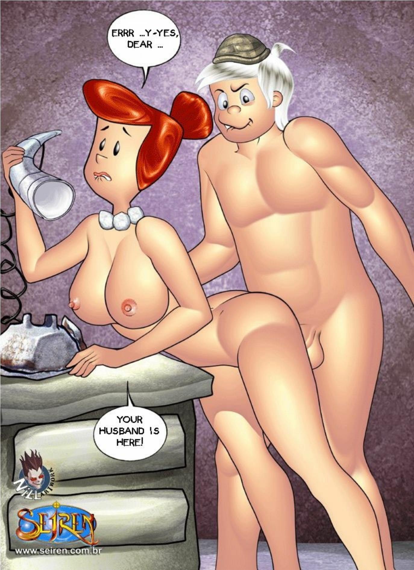 Flintstones Comic Porn
