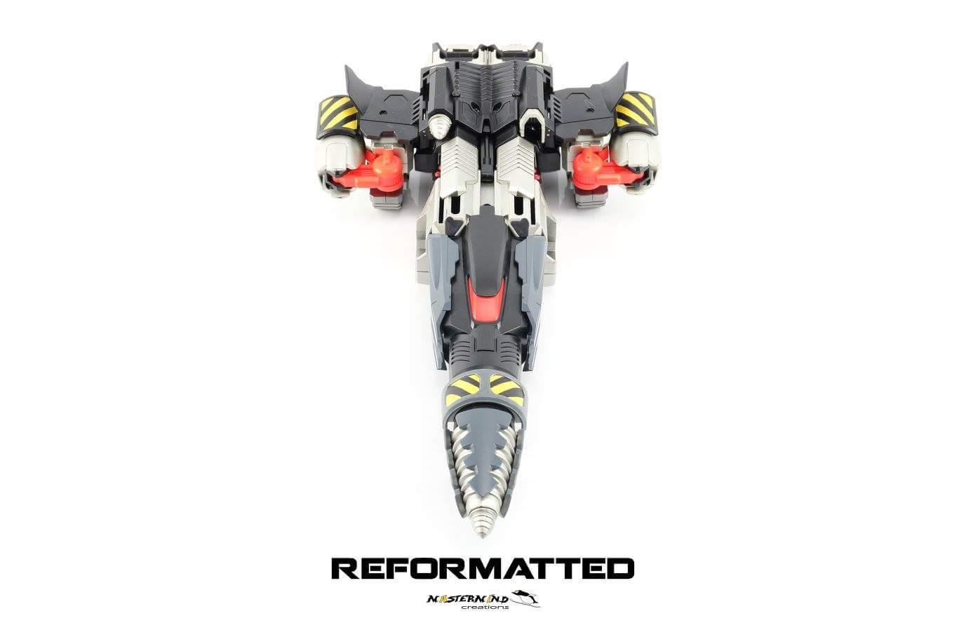 [Mastermind Creations] Produit Tiers - Reformatted R-28 Tyrantron - aka Megatron des BD IDW KHTnx5Eh