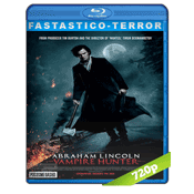 Abraham Lincoln Cazador De Vampiros (2012) BRRip 720p Audio Trial Latino-Ingles-Castellano 5.1