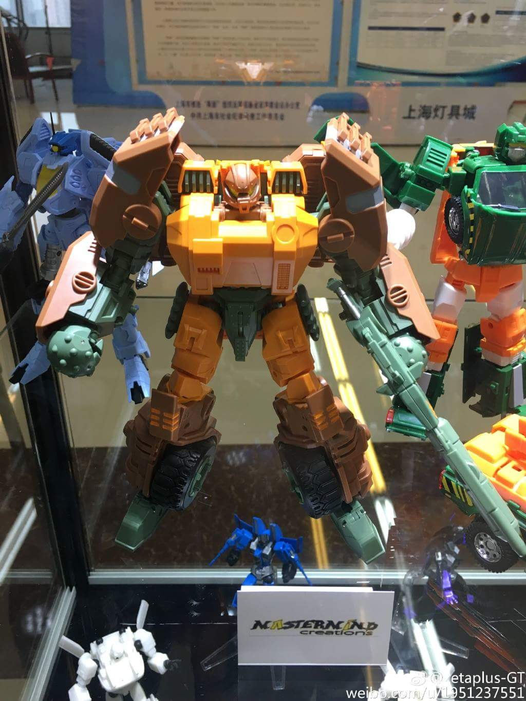 [Mastermind Creations] Produit Tiers - R-23 Dicamus - aka Roadbuster/Cahot des Wreckers IDW ZcdSEKl5