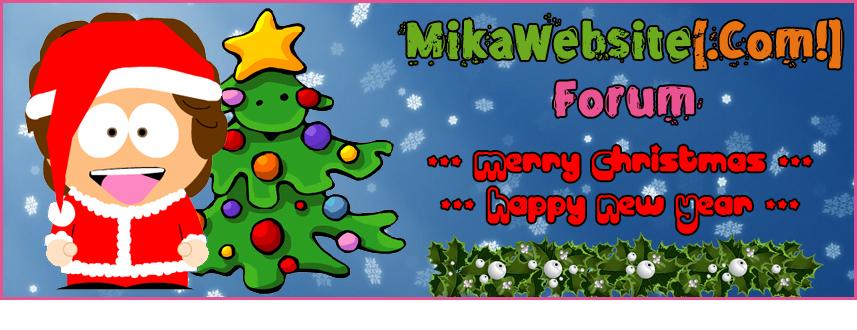 MikaWebsite[.Com!] Forum