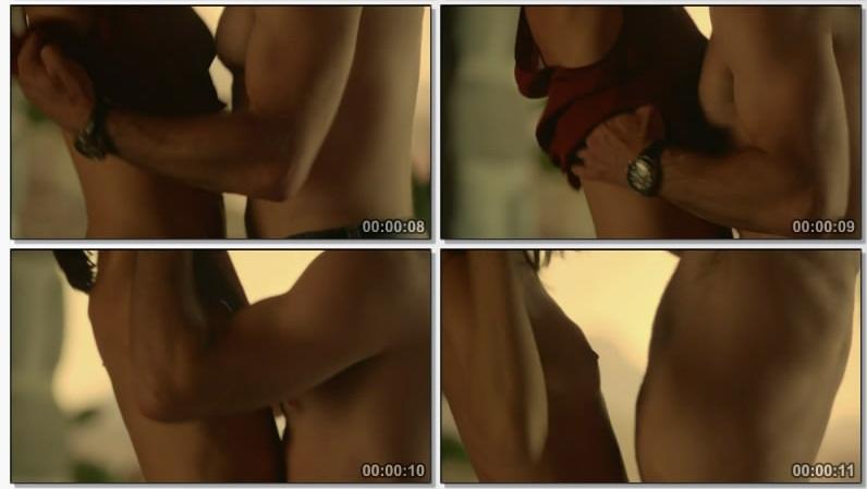 Дэльфин Шанеак (Delphine Chaneac) голая в сериале Перевозчик (Transporter) 2012
