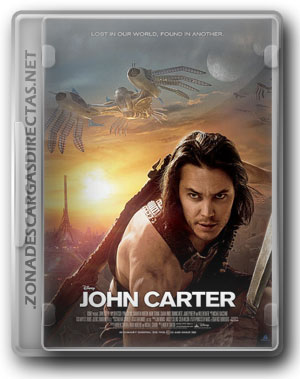 John Carter DVDRip Latino 2012