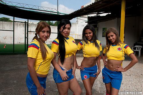 luna natsha chicas futboleras - sexy-pornonet