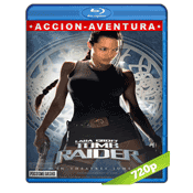 Lara Croft Tomb Raider 1 (2001) BRRip 720p Audio Trial Latino-Castellano-Ingles 5.1