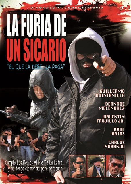 adcspLhe La furia de un Sicario [2013] [DVDRIp] [Mexico] [Crimen]