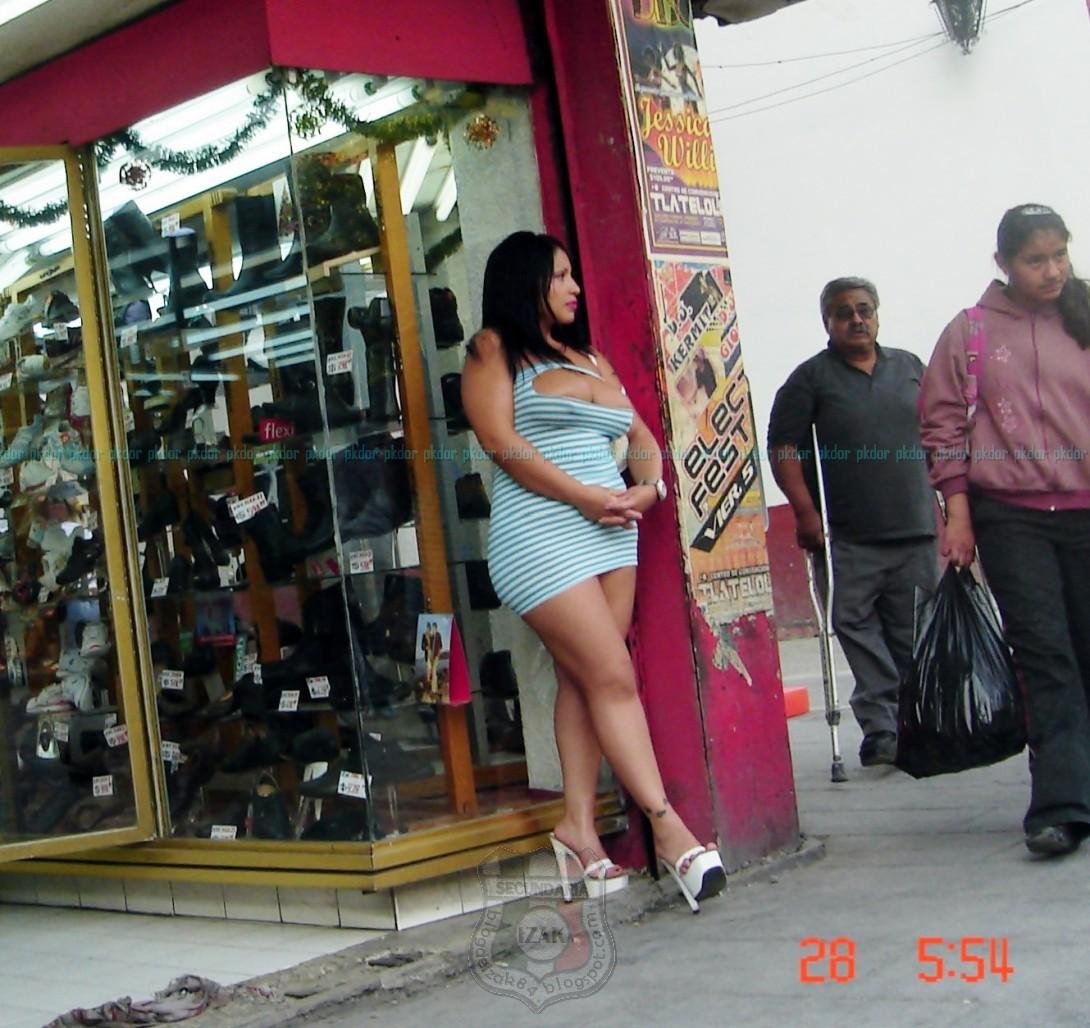 prostitutas malvarrosa puta callejera