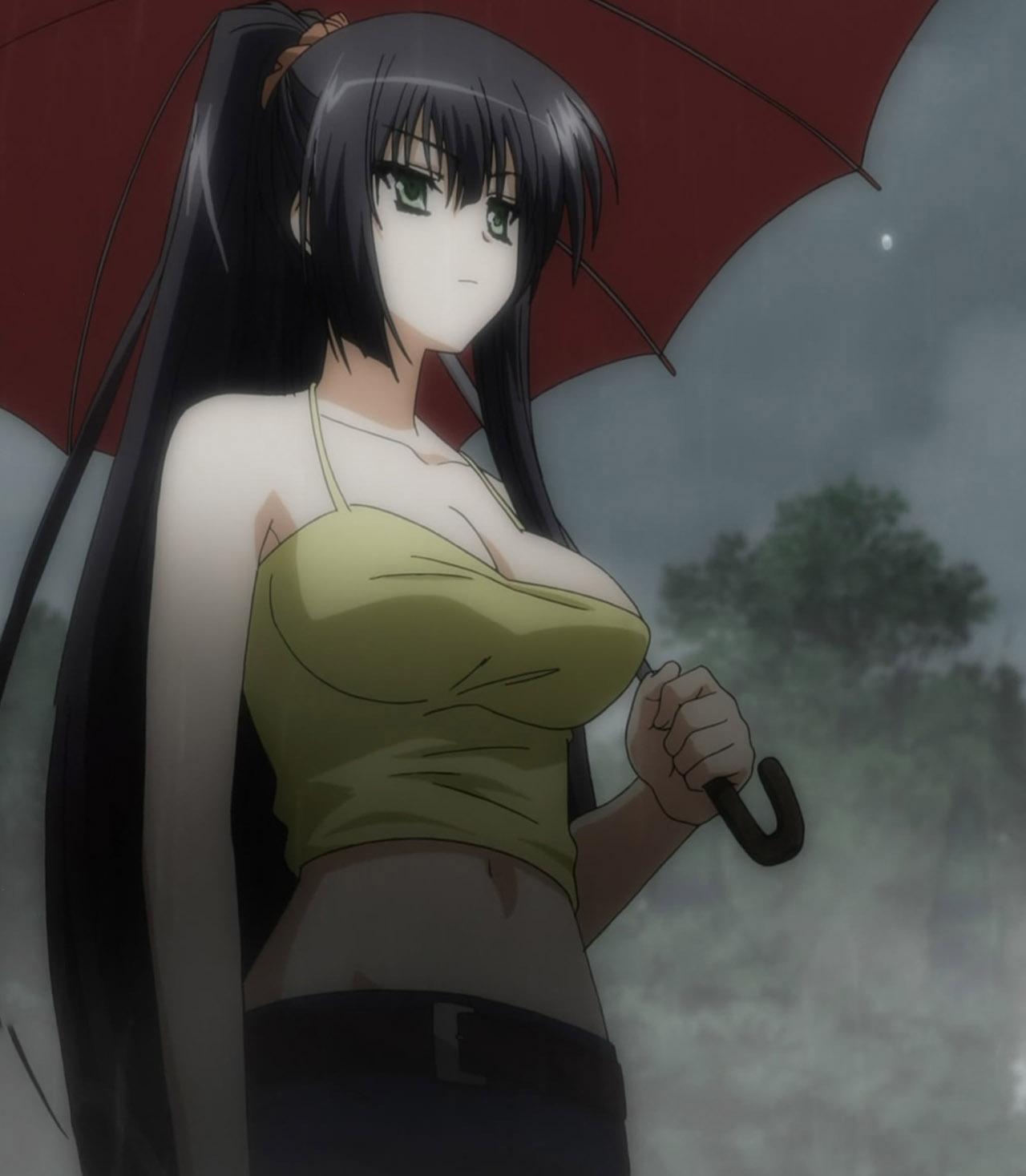31 Karakter Anime dengan Bagian Midriff yang Sexy ...