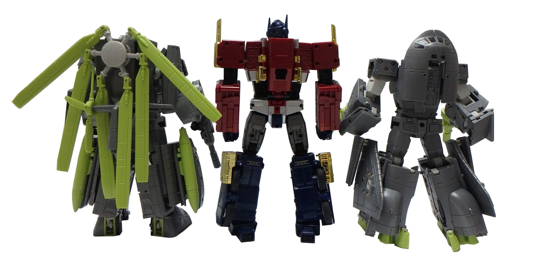 [Zeta Toys] Produit Tiers - Armageddon (ZA-01 à ZA-05) - ZA-06 Bruticon - ZA-07 Bruticon ― aka Bruticus (Studio OX, couleurs G1, métallique) HBYC5NWA