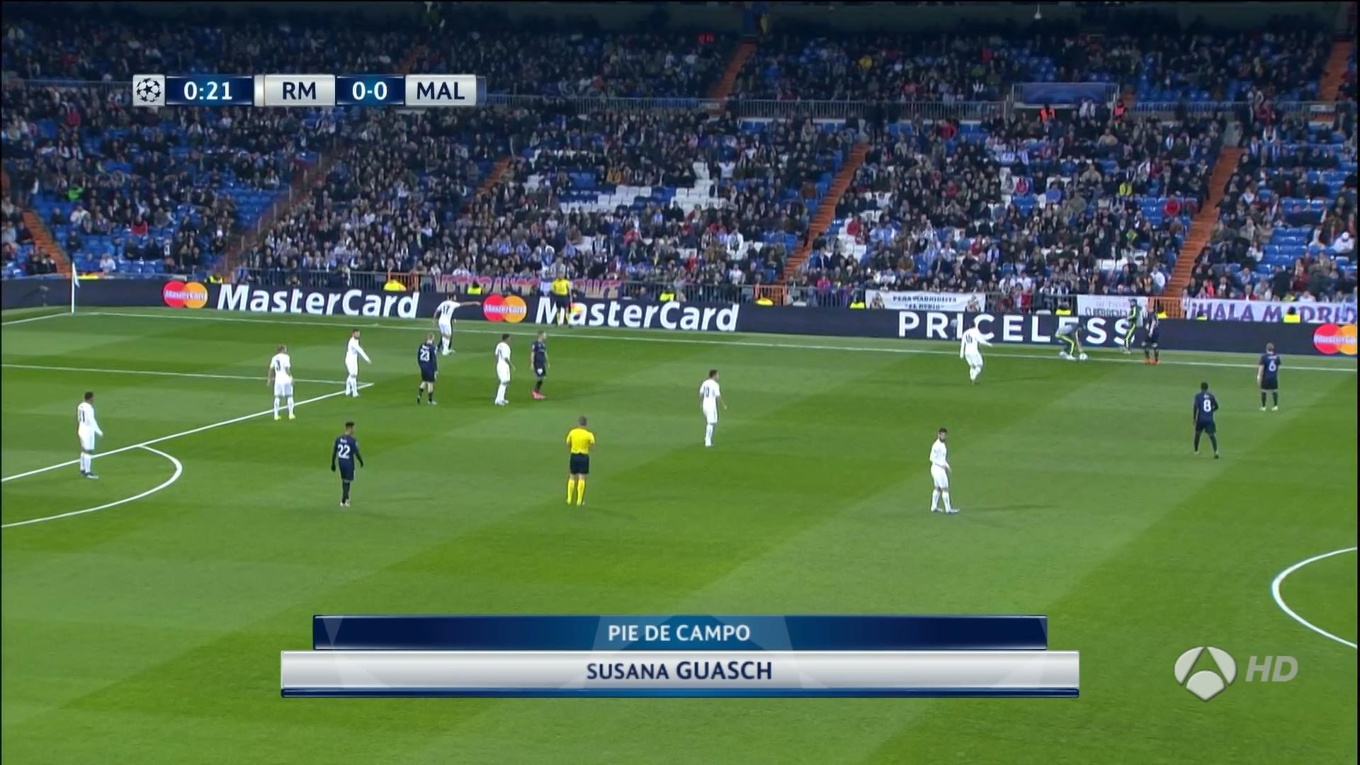 FUTBOL : UCL 2015/16 Gr.A J6 - Real Madrid v. Malmo 08/12/2015 - photo#39