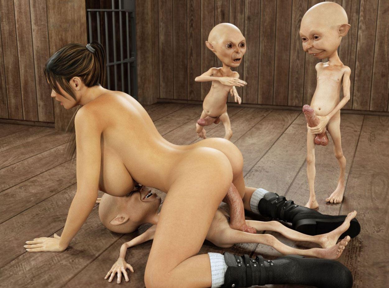 Lara croft 3d porn pics goblins nude scene