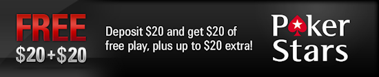 pokerstars free20