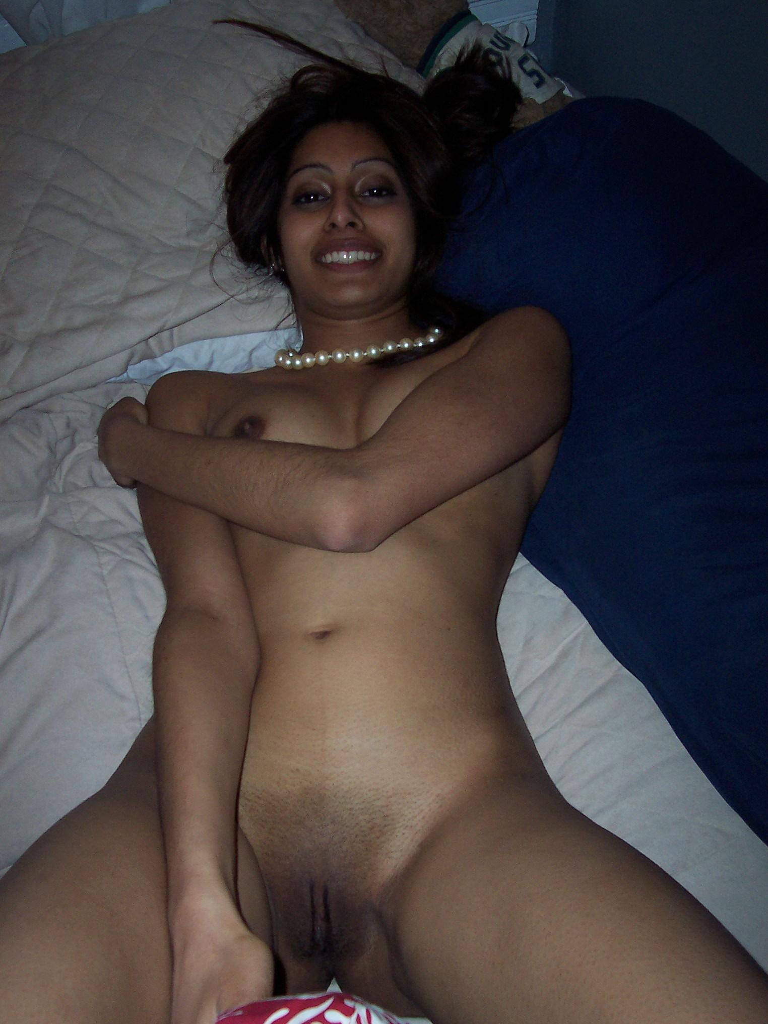 Naked blooper