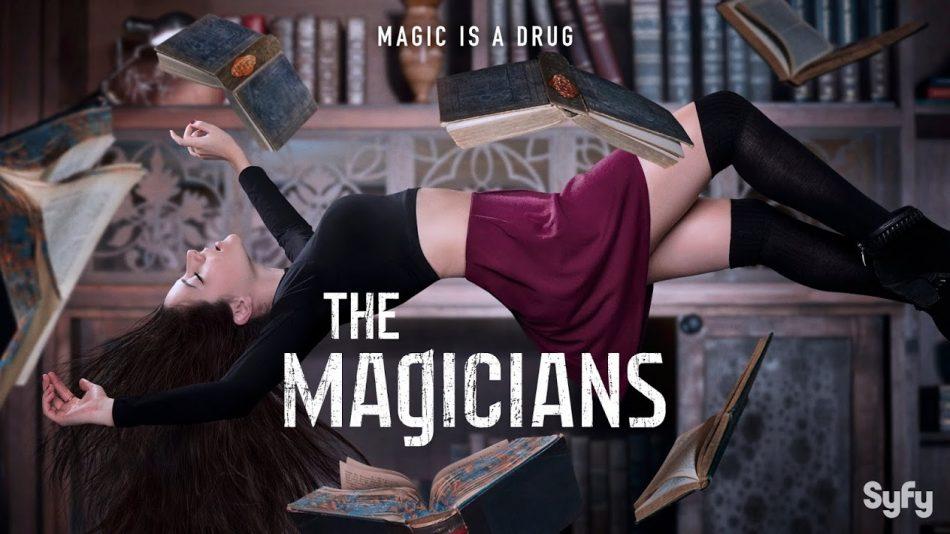 Magicy / The Magicians Sezon 2 (2017) PL.IVO.XviD-SP [Lektor PL-IVO]