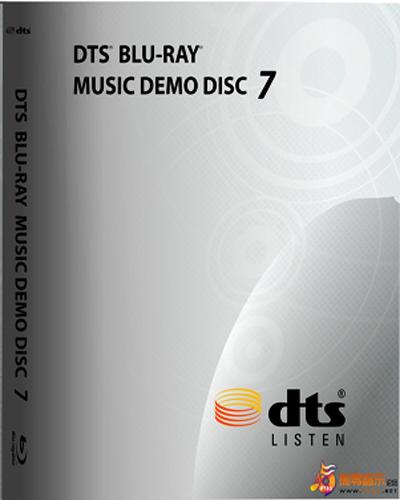 DTS Blu-ray Music Demo Disc 7 (2013)1080i Blu-ray AVC DTS-HD