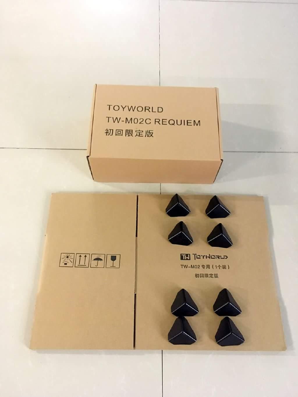 [ToyWorld] Produit Tiers - TW-M02A Combustor (Ramjet/Statoréacto), TW-M02B Assault (Thrust/Fatalo), TW-M02C Requiem (Dirge/Funébro) - Page 2 JTyZi70g