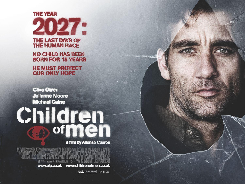 Việt Sub] Children of Men 2006 BRRip - Đứa Trẻ Thời Chiến ...