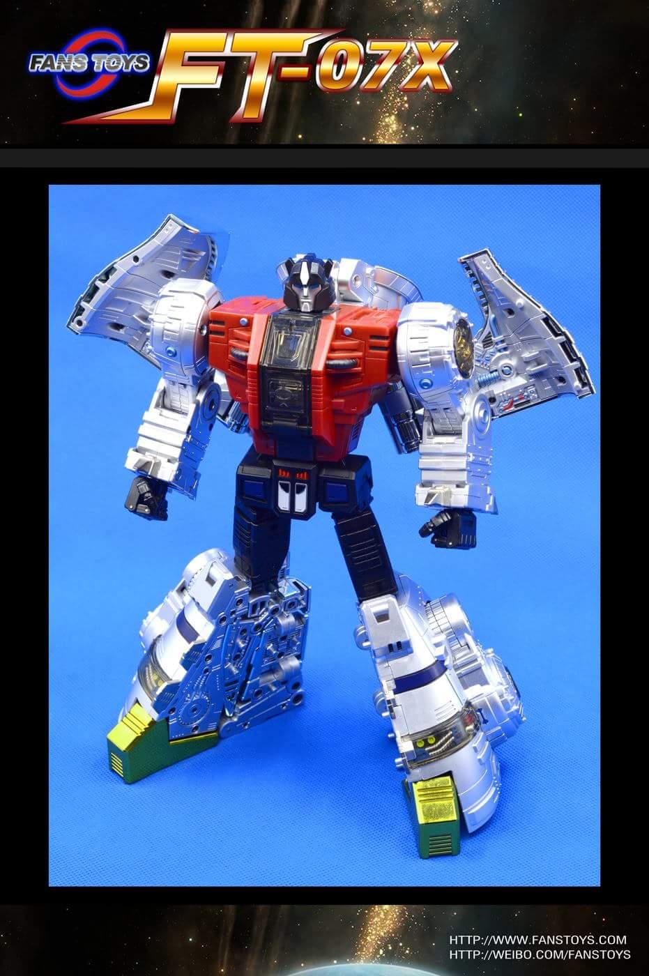 [Fanstoys] Produit Tiers - Dinobots - FT-04 Scoria, FT-05 Soar, FT-06 Sever, FT-07 Stomp, FT-08 Grinder - Page 9 XXuNtg0J