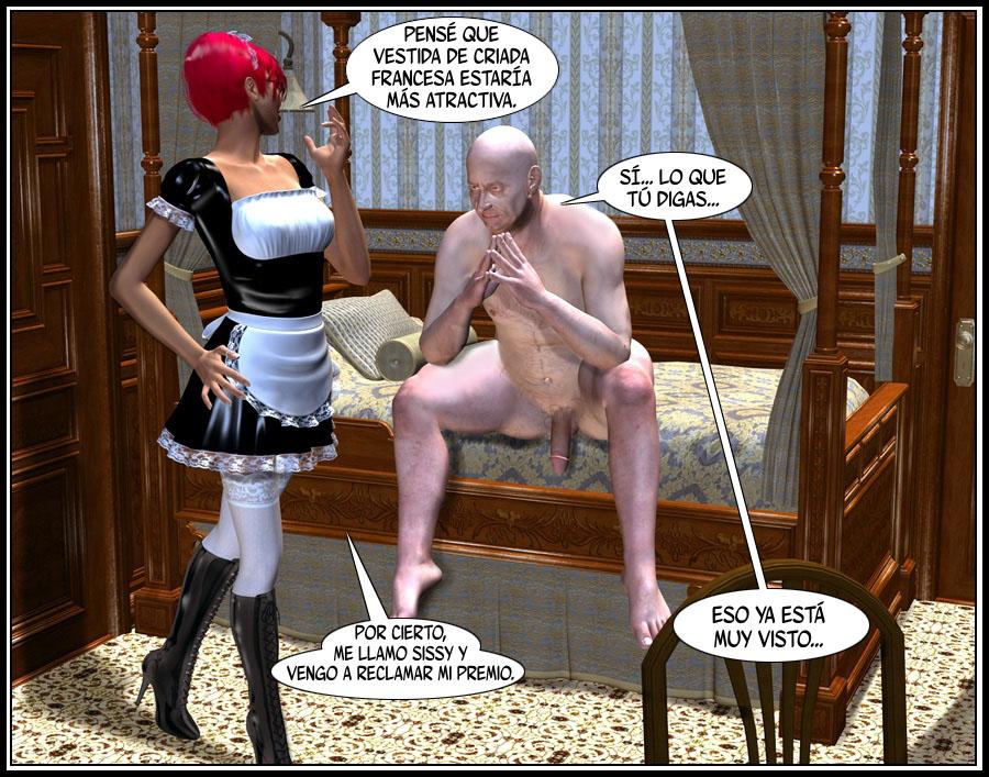 historia porno con sirvienta