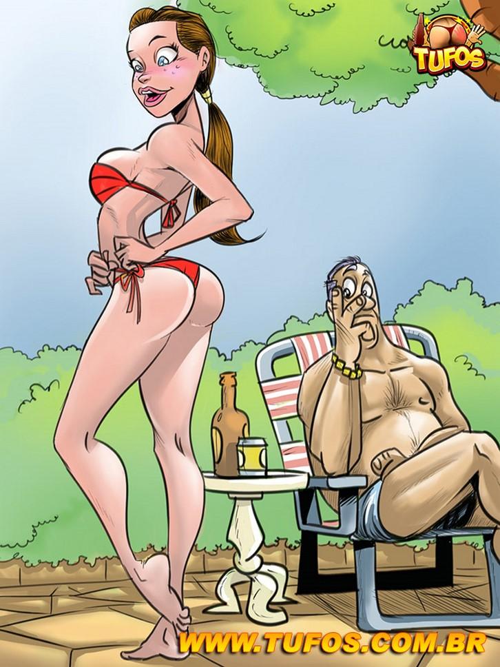 Ловелас комиксы порно