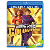 Austin Powers En Goldmember (2002) BRRip 720p Audio Trial Latino-Castellano-Ingles 5.1