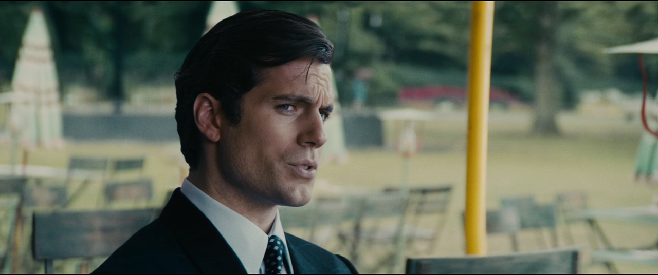 Kod Adı: U.N.C.L.E. 2015 (720p BluRay)  DUAL TR-EN - HD Film indir