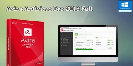 Avira Antivirus Pro 2016 v15.0.19.164